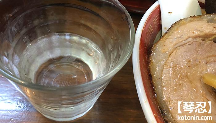 ヤサイとチャーシューと麺の調和