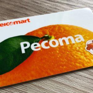 Pecoma(ペコマ)カード